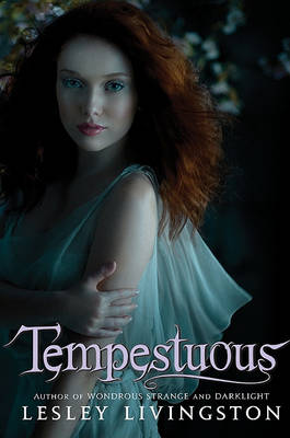 Cover of Tempestuous