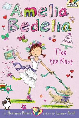 Cover of Amelia Bedelia Chapter Book #10