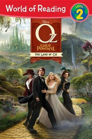 Cover of The Land of Oz