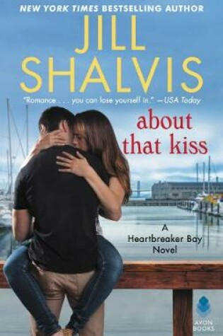 Cover of About That Kiss
