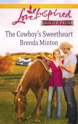 Cover of The Cowboy's Sweetheart