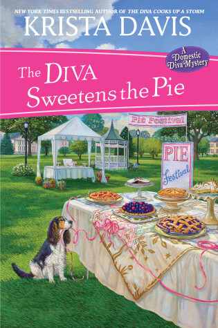 Cover of The Diva Sweetens the Pie