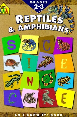 Cover of Reptiles and Amphibians