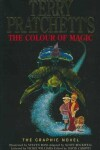 Book cover for The Colour of Magic
