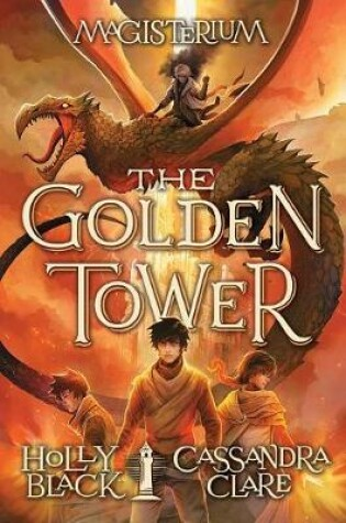 Cover of The Golden Tower