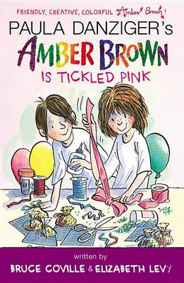 Cover of Amber Brown Is Tickled Pink