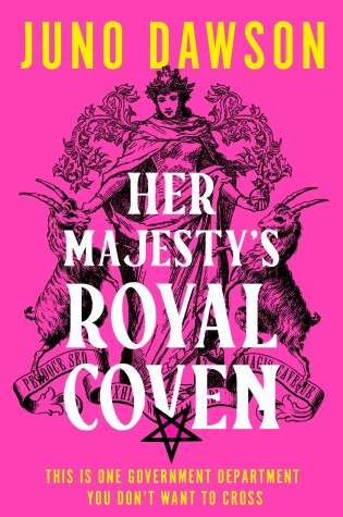 Cover of Her Majesty's Royal Coven