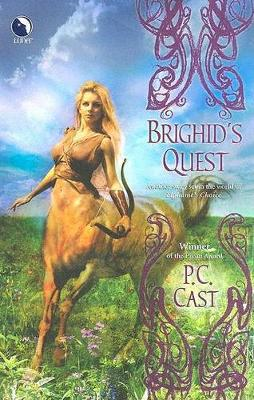 Cover of Brighid's Quest