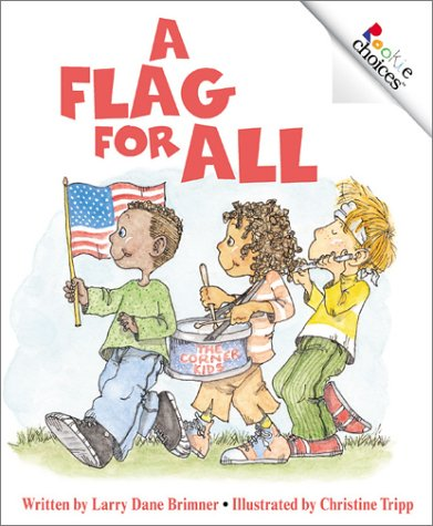 Cover of A Flag for All