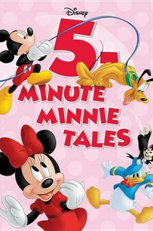 Cover of 5-Minute Minnie Tales