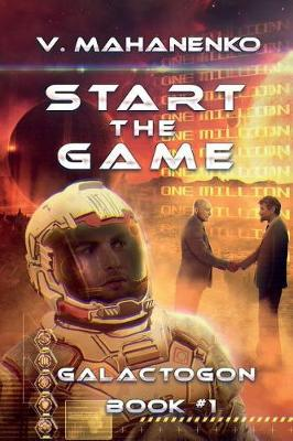 Cover of Start The Game (Galactogon