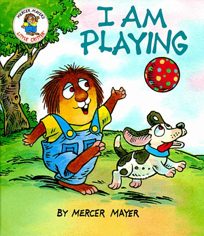 Cover of I am Playing