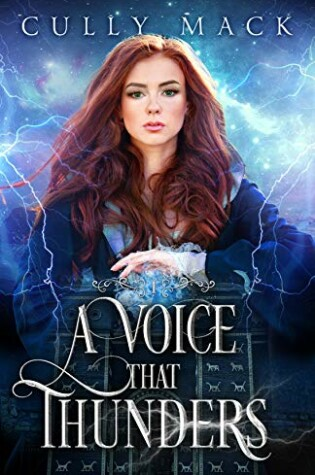 Cover of A Voice That Thunders
