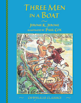 Cover of Three Men in a Boat