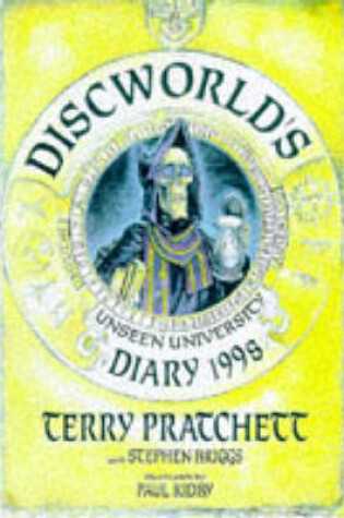 Cover of Discworld's Unseen University Diary