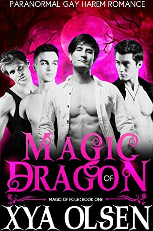 Cover of Magic of Dragon