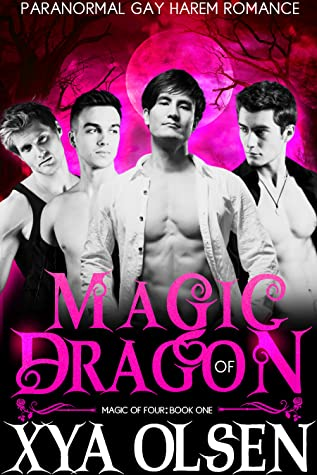 Book cover for Magic of Dragon