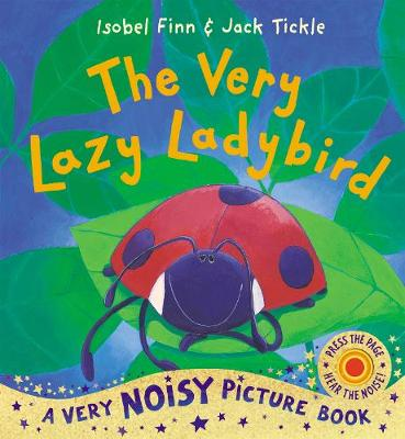 Cover of The Very Lazy Ladybird