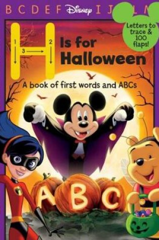 Cover of H Is For Halloween