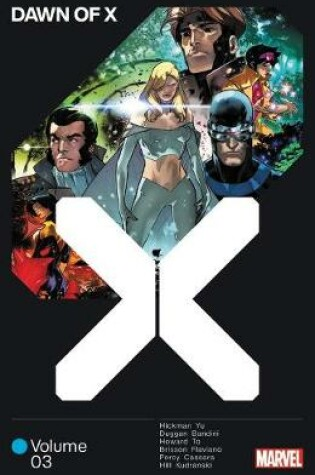 Cover of Dawn Of X Vol. 3