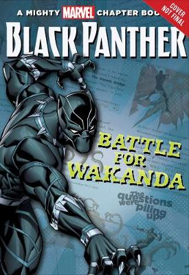 Cover of Black Panther The Battle For Wakanda