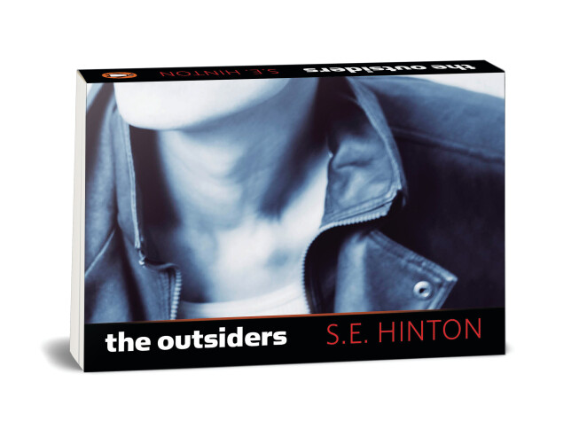 Book cover for Penguin Minis: The Outsiders