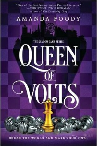 Cover of Queen of Volts
