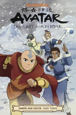Book cover for Avatar the Last Airbender: North and South, Part Three
