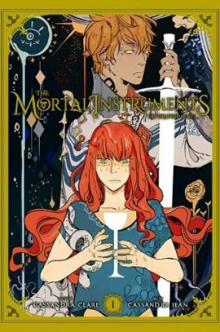 Cover of The Mortal Instruments: The Graphic Novel, Vol. 1