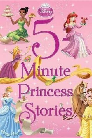 Cover of 5-Minute Princess Stories