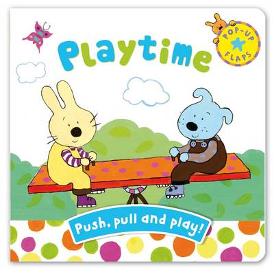 Cover of Pop-up Flaps: Playtime