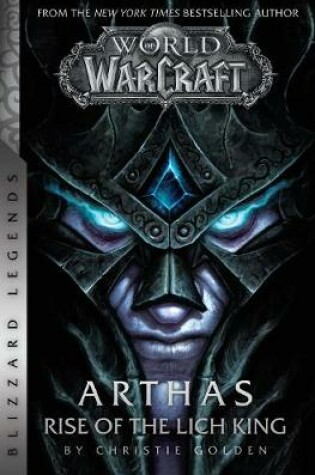 Cover of World of Warcraft: Arthas: Rise of the Lich King