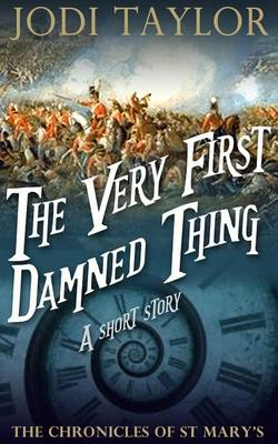 Cover of The Very First Damned Thing