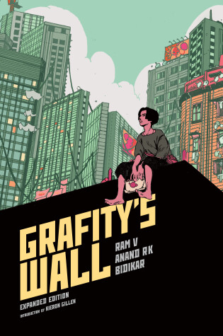 Cover of Grafity's Wall Expanded Edition