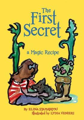 Cover of The First Secret