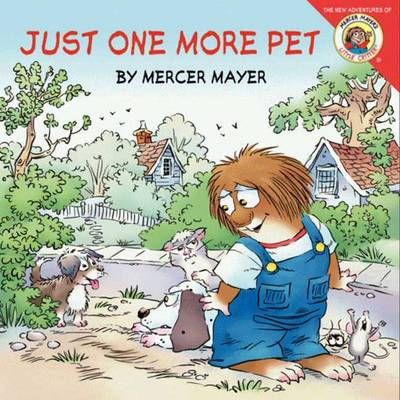 Cover of Just One More Pet