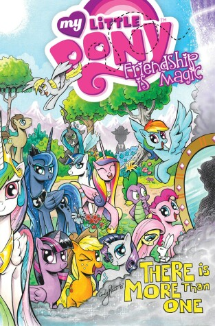 Cover of Friendship is Magic Volume 5