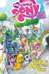 Book cover for Friendship is Magic Volume 5