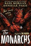 Book cover for The Monarchs