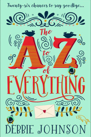 Cover of The A-Z of Everything