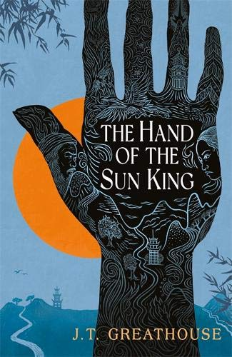 Book cover for The Hand of the Sun King