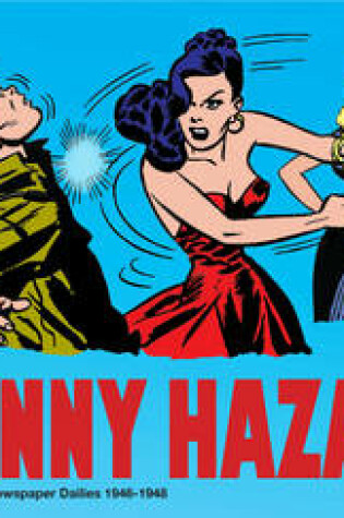 Cover of Johnny Hazard The Newspaper Dailies 1946-1948 Volume 2