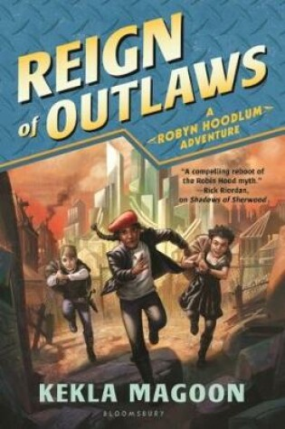 Cover of Reign of Outlaws