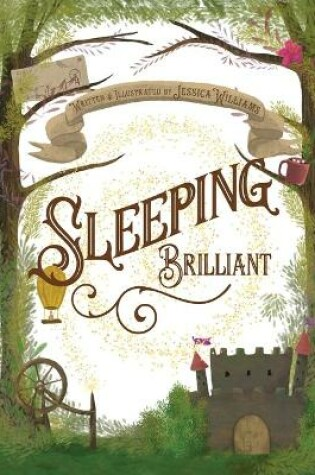 Cover of Sleeping Brilliant