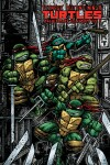 Book cover for Teenage Mutant Ninja Turtles: The Ultimate Collection Volume 5