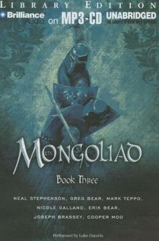 Cover of The Mongoliad 3