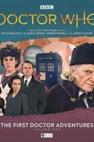 Cover of The First Doctor Adventures Volume 2