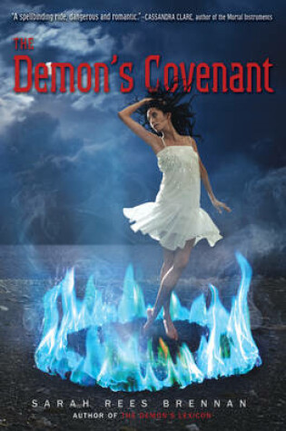 Cover of The Demon's Covenant