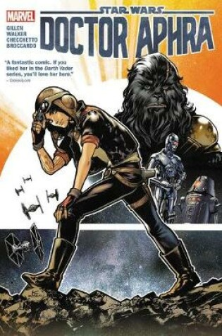 Cover of Star Wars: Doctor Aphra Vol. 1