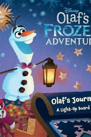Cover of Olaf's Frozen Adventure Olaf's Journey